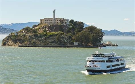 boat to angel island alcatraz cruises features alcatraz island and angel island