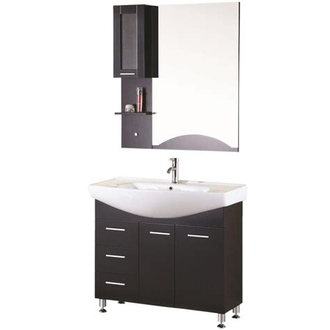 design house vanity top design element sierra 40 in w x 21 in d vanity in