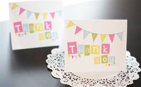 free printable thank you cards hallmark thank you cards greeting card exles and templates