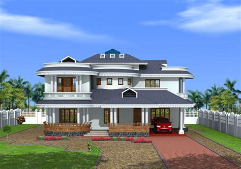 kerala house exterior designs india external house design