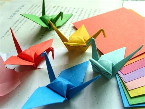 Crafts With Papers - paper crafts origami phpearth