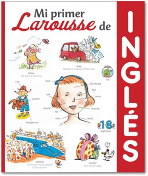 mi primer larousse del libros ingles diccionarios libreras picasso