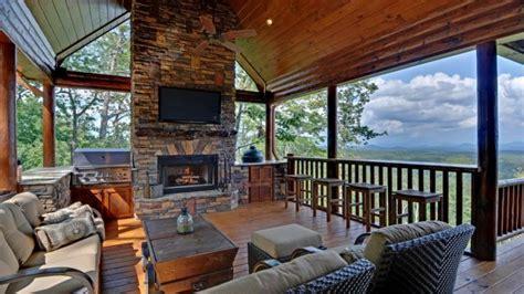 Luxury Blue Ridge Cabin Rentals blue ridge dining room mountains luxury cabin rentals cabins in