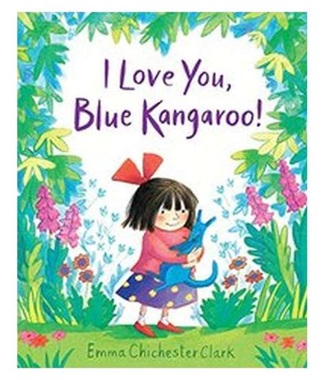 i you books i you blue kangaroo buy i you blue kangaroo