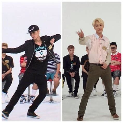exo weekly idol exo daily exo weekly idol preview picts luhan