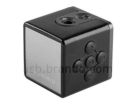 cube mp mini cube mp3 player with fm radio gadgetsin
