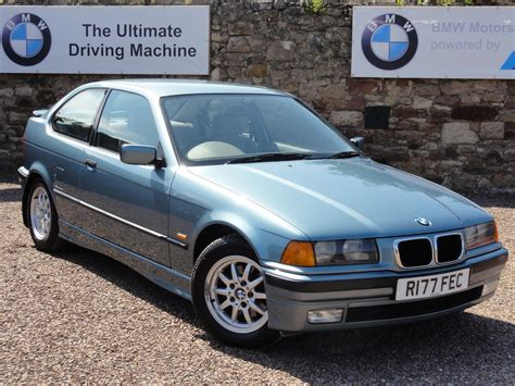 buy car manuals 1999 bmw 3 series free book repair manuals used 1997 bmw e36 3 series 91 99 316i compact for sale in scotland pistonheads