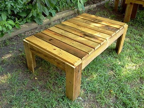 rustic pallet bench rustic pallets tables and benches pallet ideas recycled