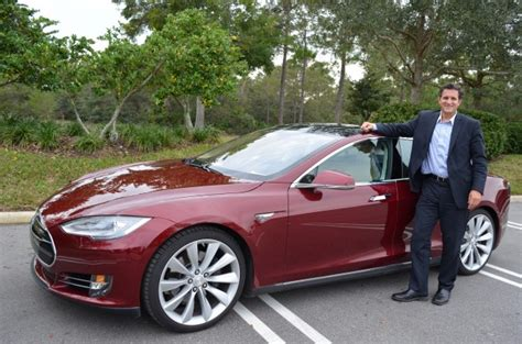 Tesla Car Company Owner Tesla Model S Quot Delivery Quot Annoys Some Owners