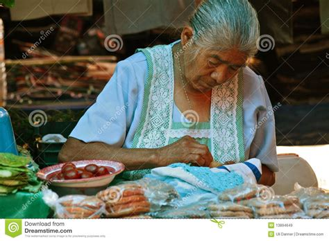 older ladies sew in old mexican woman sewing editorial stock image image