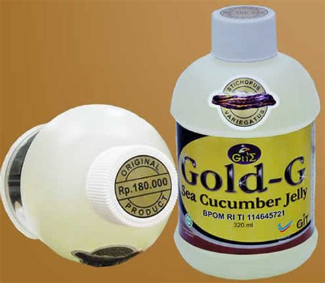 Obat Herbal Jelly Gamat obat cak herbal jelly gamat gold g