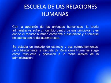 libro brevisima relacion de la fundamentos de administracion escuela de las relaciones humanas