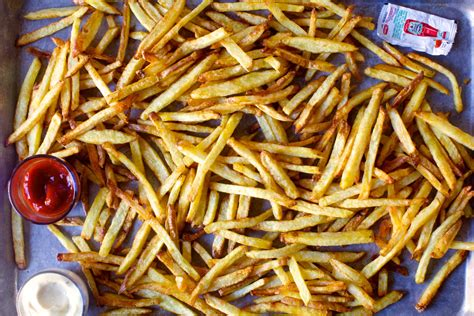 Budget Dinner Party Recipes - easiest french fries smitten kitchen