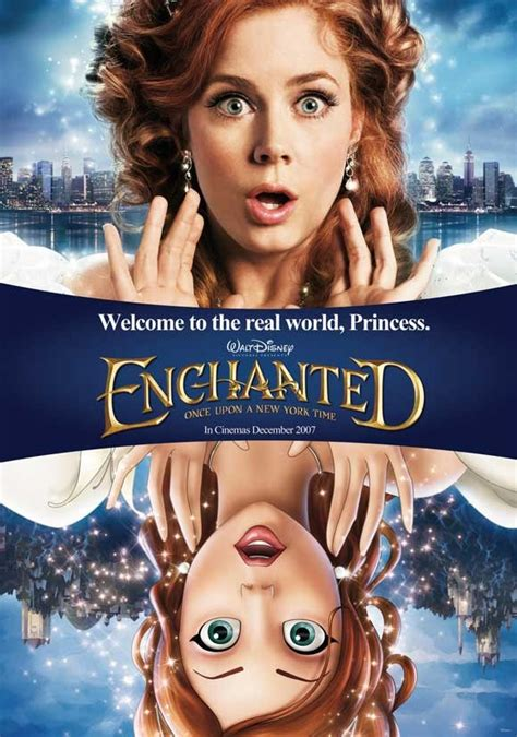 If One Of The From Enchanted Had To Disney Is Finally Moving Ahead With Enchanted 2