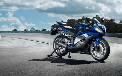 yamaha yzf   blue warrior hd yamaha bikes