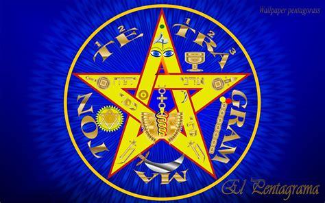 imagenes simbolos gnosticos pentagrama esoterico star pentagram tetragrammaton