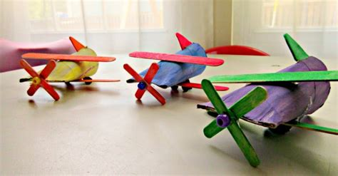 paper airplane crafts for toilet paper roll airplane crafts for