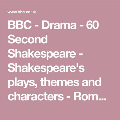 Themes Of Romeo And Juliet Bbc | m 225 s de 25 ideas incre 237 bles sobre romeo and juliet themes