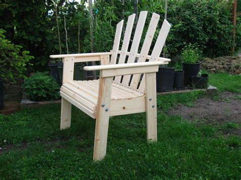 style deck chairs custom adirondack style deck chair by sam s workshop