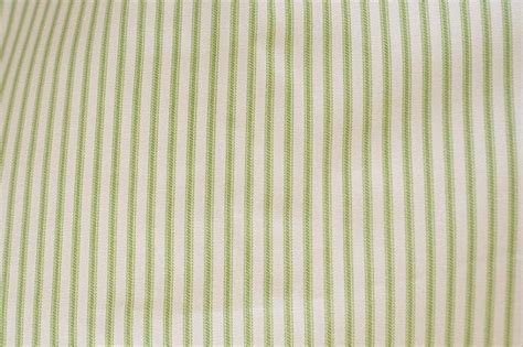 Green Home Decor Fabric Green Ticking Stripe Home Decor Fabric 3 By Neelybugboutique