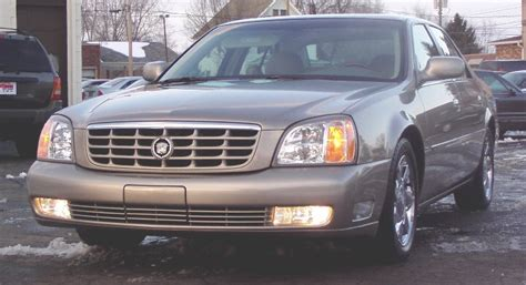 2000 Deville Cadillac History