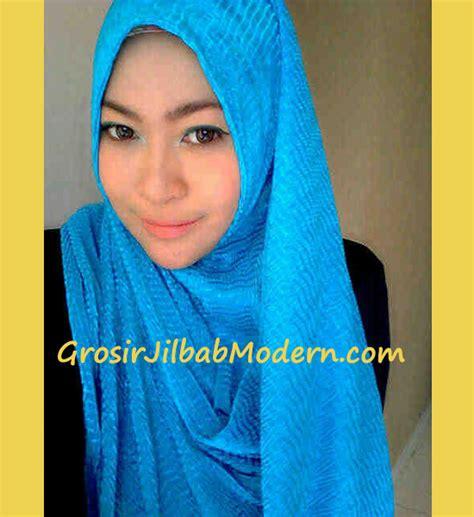 Jilbab Instan Jilbab Jilabab Diandra jilbab syria diandra biru toska grosir jilbab modern jilbab cantik jilbab syari jilbab instan