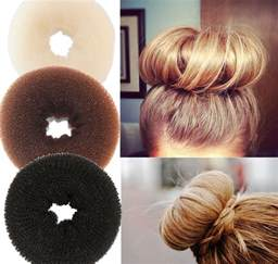 hairstyles with a hair donut hair doughnut hair donut hair bun long hairstyles