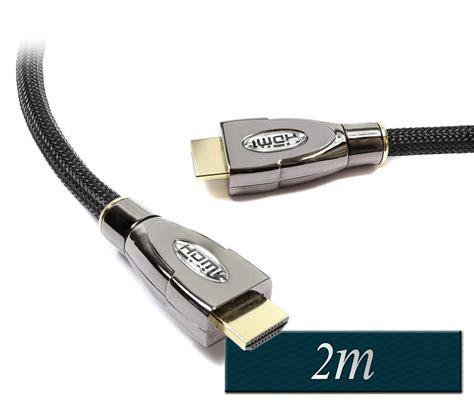 Howell Kabel Hdmi 1 4 2m premium hdmi 1 4 pleten kabel 2m panthera