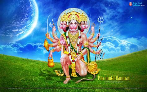 hanuman ji wallpaper for laptop panchmukhi hanuman wallpapers for pc download