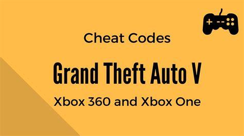 grand theft auto  gta   cheat codes xbox