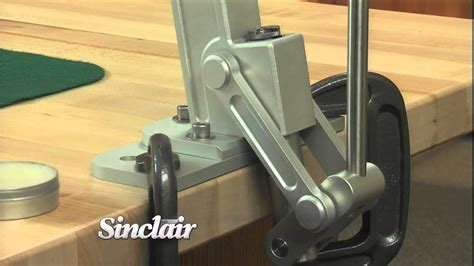 sinclair bench rest sinclair sinclair 7 8 14 benchrest press youtube