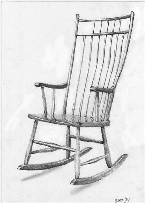 kids rocking chair drawing rocking chair sketch google search sketch pinterest