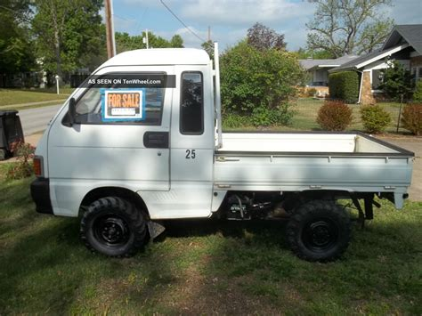 1993 daihatsu mini truck