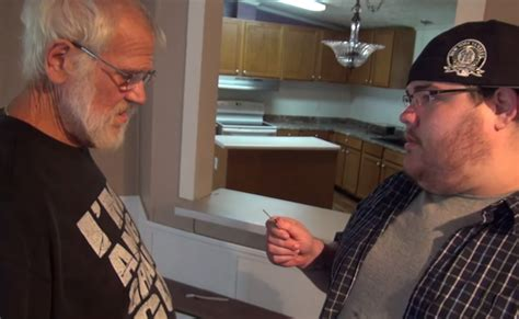angry grandpa new house son buys house for dad star of the angry grandpa youtube channel