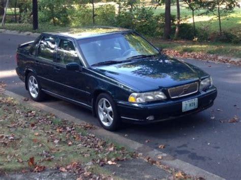 1998 volvo s70 t5 find used 1998 volvo s70 t5 sedan 4 door 2 3l in