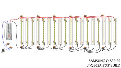 desain lu led strip diy led strip build designs for samsung h series f series