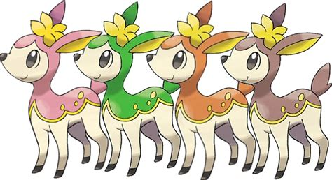 pokemon coloring pages deerling deerling pok 233 mon wiki fandom powered by wikia