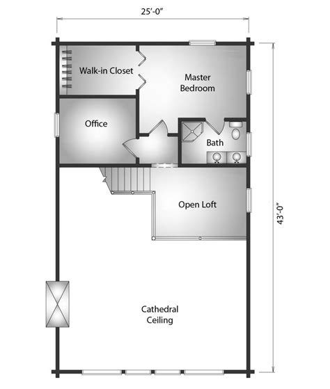kodiak floor plans kodiak katahdin cedar log homes floor plans