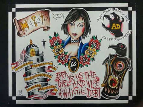 bioshock infinite tattoo bioshock infinite tattoos fancy tattoos