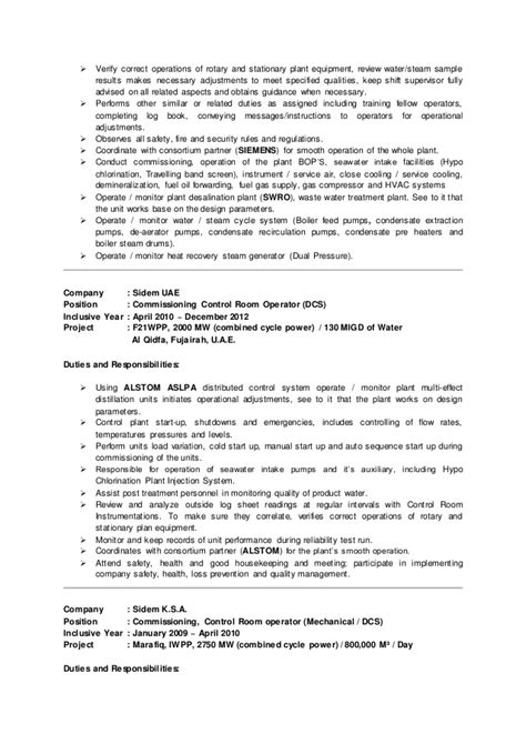 Sle Resume For Electrical Commissioning Engineer Construction Project Engineer Resume Electrical