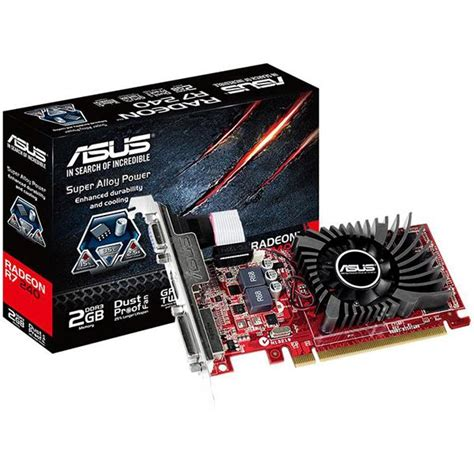 Vga Asus R7 240 2gb amd radeon r7 240 asus creation 7879