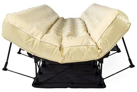 gust room air mattress  frame sleeping  air