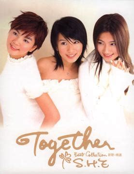 she she together s h e album wikipedia