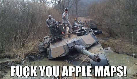 Apple Maps Meme - meme damn you apple maps imglulz