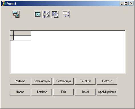 tutorial sql delphi 7 cara koneksi database sql dengan delphi 7