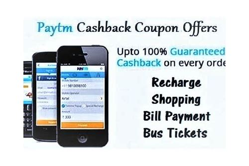 discount coupon for paytm recharge