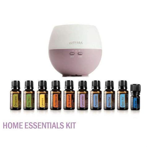home essentials doterra home essentials kit australia nz buy online