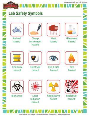 safety symbols worksheet worksheets for school gavilles
