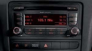 Audi Concert 2010 Audi A3 Audi Concert Radio With Ten Speakers