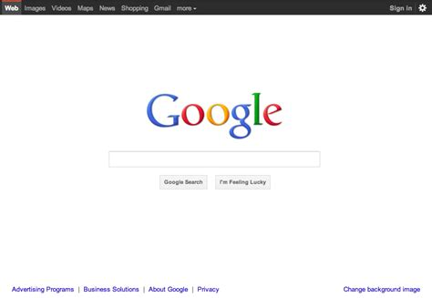 imagenes google search google startseite redesignt seo at